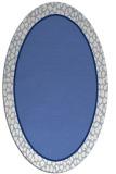 rug #1044446   oval blue popular rug