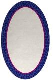 rug #1044504 | oval borders rug