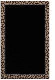 rug #1044778 |  black animal rug
