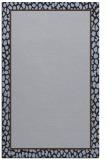 rug #1044878 |  blue-violet rug