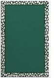 rug #1044902 |  green animal rug