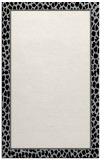 rug #1044910 |  plain black rug