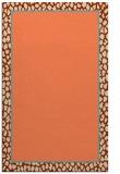 rug #1044978 |  beige animal rug