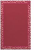 rug #1044994    pink borders rug