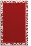 rug #1045026 |  red animal rug