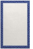 rug #1045062 |  plain blue rug