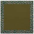 rug #1045986 | square brown borders rug