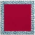 rug #1045990 | square plain rug