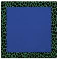 rug #1046070   square plain black rug