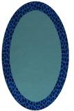 rug #1046272 | oval borders rug