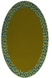 rug #1046321   oval plain rug
