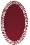 rug #1046462 | oval rug