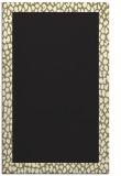 rug #1046630 |  black borders rug