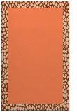 rug #1046818 |  plain beige rug