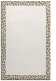 rug #1046918 |  plain beige rug