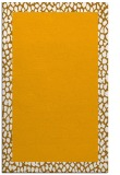 rug #1046958 |  light-orange borders rug