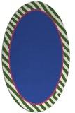 rug #1048271 | oval borders rug