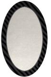 rug #1048366 | oval white borders rug