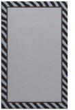 rug #1048558    plain blue-violet rug