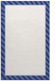 rug #1048742 |  blue borders rug