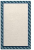 rug #1048754 |  white stripes rug