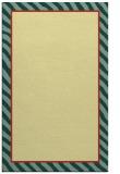 rug #1048778 |  yellow borders rug