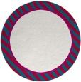 rug #1048937   round plain rug