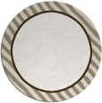 rug #1049126 | round plain beige rug