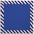 rug #1049654 | square blue-violet borders rug