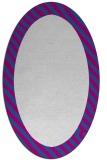rug #1050114 | oval plain rug