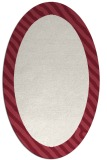 rug #1050143 | oval plain rug