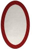 rug #1050179   oval stripes rug