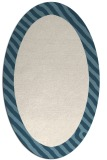 rug #1050226 | oval plain white rug