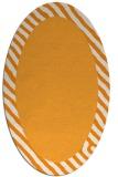 rug #1050279   oval plain rug