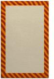 rug #1050286 |  orange animal rug