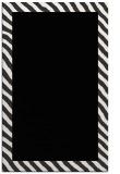rug #1050290 |  white stripes rug