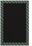 rug #1050314 |  brown borders rug