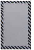 rug #1050398    plain blue-violet rug