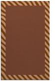 rug #1050434 |  brown animal rug