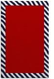 rug #1050538 |  red animal rug