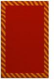rug #1050542 |  red animal rug
