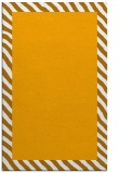 rug #1050638 |  light-orange borders rug