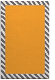 rug #1050650 |  light-orange borders rug