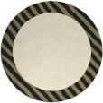 rug #1050681 | round plain rug