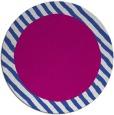rug #1050853 | round plain rug