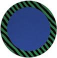 rug #1050854   round plain black rug