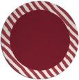 rug #1050878 | round pink borders rug