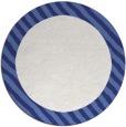 rug #1050950 | round white borders rug