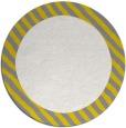 rug #1050979 | round plain rug