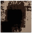 rug #1051662 | square black abstract rug